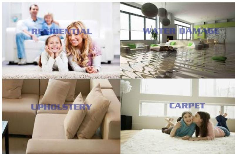 CARPET CLEANING IN WICHITA FALLS